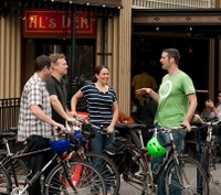 Downtown Portland Bike Tour Photos