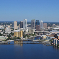 Downtown Tampa Helicopter Tour Photos
