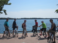 Downtown Toronto Bike Tour Photos