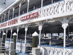 Jungle Queen Riverboat Dinner Cruise Photos