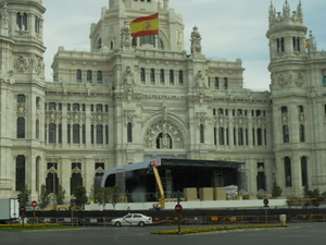 Panoramic Madrid Sightseeing Tour Photos
