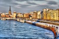 Düsseldorf Rhine River Christmas Afternoon Cruise Photos