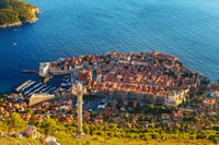 Dubrovnik Super Saver: Mt Srd Cable Car Ride plus Old Town and City Walls Walking Tour Photos