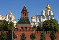 Early-Admission Kremlin Tour in Moscow: Armory, Diamond Fund Exhibition and Assumption Cathedral Photos