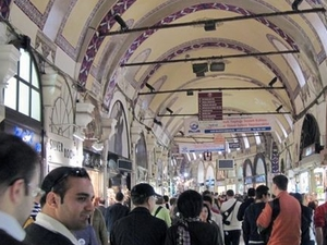 Istanbul Shore Excursion: Bosphorus Cruise and Istanbul Egyptian Bazaar Photos