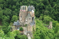 Eltz Castle Tour from Frankfurt with Rhine River Dinner Photos