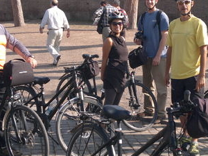 Rome City Bike Tour Photos