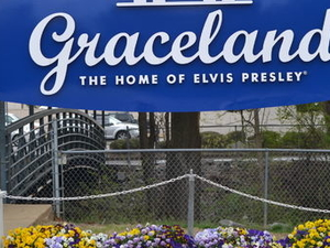 Elvis Presley's Graceland Tour Photos