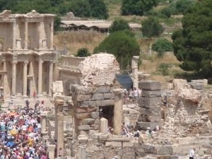Kusadasi Shore Excursion: Ephesus Sightseeing Tour Photos
