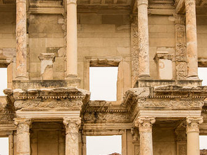 Izmir Shore Excursion: Private Tour to Ephesus, House of Virgin Mary and Temple of Artemis Photos