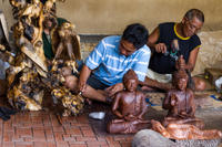 Experience Bali: Private Craft, Food and Massage Tour Photos