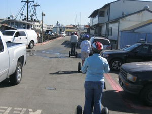 San Francisco Combo: Alcatraz and City Segway Tour Photos