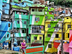 Favela Tour in Rio de Janeiro Photos