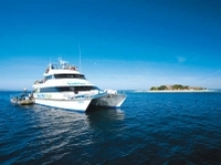 Fiji Island Catamaran Transfers to Denarau  Photos