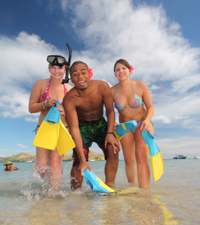 Fiji Island-Hopping Adventure: Multi-Day Travel Pass Photos