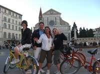 Florence Bike Tour with Tuscan Food Tasting Photos