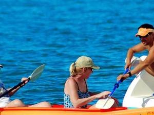 Key West Island T'ing: Sail, Snorkel and Kayak Adventure Photos