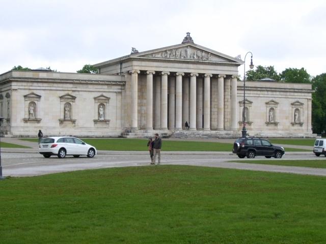 Munich Hitler Walking Tour