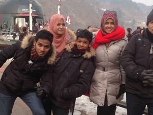 Winter Sonata TV Tour on Nami Island from Seoul  Photos