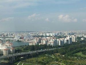Singapore City Pass: Singapore Flyer, Duck Tour and Food Trail Photos
