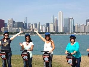 Chicago Segway Tour Photos