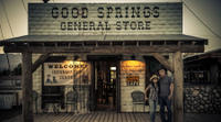Ghost Hunt in Goodsprings from Las Vegas Photos