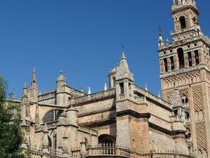 Seville Day Trip from Granada Photos