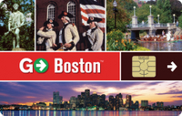 Go Boston Card Photos