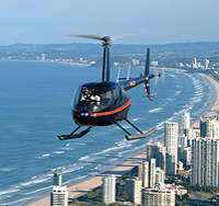 Gold Coast Helicopter Flight and Jet Boat Ride Photos