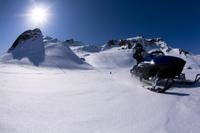 Golden Circle Tour by Super Jeep Including Glacier Snowmobiling Photos