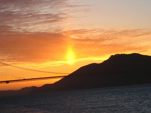 San Francisco Bay Sunset Cruise Photos