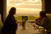 Gourmet Train Ride from Quebec to the Charlevoix Region Including Dinner Photos