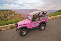 Grand Canyon South Rim Jeep Tour with Transport from Tusayan Photos