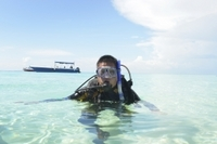 Grand Cayman SCUBA Diving Photos