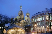 Grand Tour of St Petersburg
