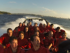 Sydney Harbour Jet Boat Thrill Ride: 30 Minutes Photos