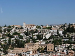 Granada - The Alhambra Palace and Generalife Gardens Photos