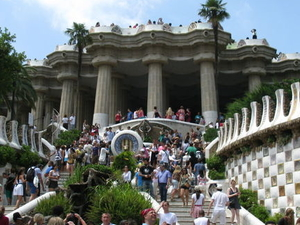 Barcelona and Montserrat Tour with Skip-the-Line Park Güell Entry and Hotel or Port Pickup Photos