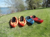Guided Kayaking Tour on Niagara River from the US Side Photos