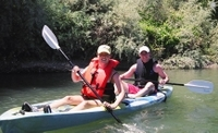 Guided Kayak Tour: Russian River or Jenner Coast Photos