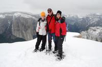 Guided Snowshoe Hike in Yosemite Photos