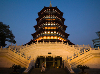 Hangzhou Cultural Tour Including Leifeng Pagoda, China National Silk Museum and Qinghefang Cultural Street Photos