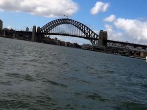 Sydney Harbour Jet Boat Ride Adventure Photos