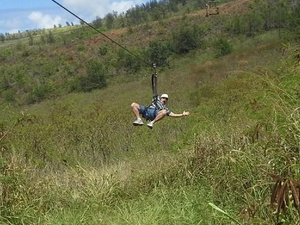 Ka'anapali Zipline Adventure on Maui Photos