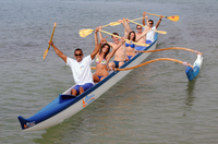 Hawaiian Outrigger Canoe Lesson and Guided Tour Photos