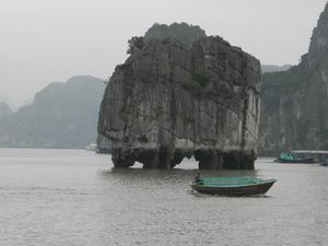 Halong Bay Small Group Adventure Tour including Cruise from Hanoi Photos