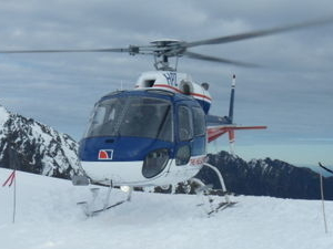 Fox Glacier and Mount Cook Helicopter Flight Photos