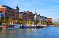 Helsinki Shore Excursion: Audio City Tour Photos