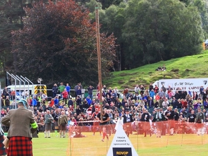 Scottish Highland Games Day Trip from Edinburgh Photos