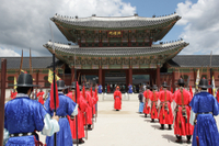 Historical Seoul Tour: Cheongwadae Sarangchae and Gyeongbokgung Palace Photos